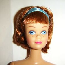 Nude Barbie Short Red Head Nude Repro Midge Doll vn77