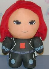 "Marvel Avengers Black Widow Plush 9"" Swivel Head"