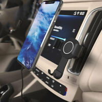 Universal Car Air Vent Mount Phone Gravity Holder For GPS iPhone Samsung  US
