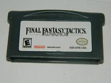 Final Fantasy Tactics Advance for Game Boy Advance GBA