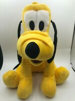 Pluto The Dog Pup Walt Disney Plush Kids Soft Stuffed Toy Animal Doll Mickey Pet