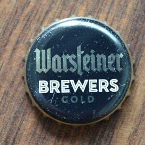 KRONKORKEN - Warsteiner Brewers Gold Bier Beer  BOTTLE CAP KK Tapa Crown