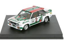 FIAT 131 ABARTH Monte Carlo 1978 Rohrl-Geistdorfer 1/43 1409 Trofeu