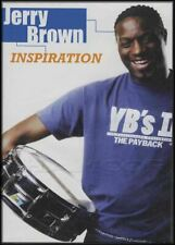 Jerry Brown Inspiration Drum DVD