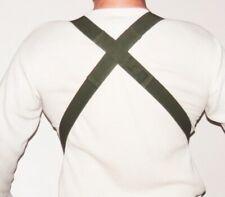 M50 Suspenders US Military Issue ECWCS E.C.W.C.S Steampunk Trouser Braces