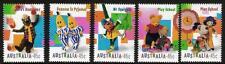 Australia Mnh 1999 populares programas de televisión para niños