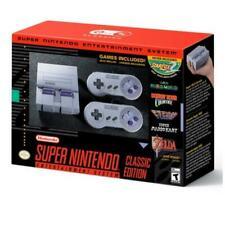 Nintendo SNES Classic Edition Brand New