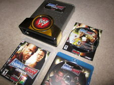 WWE Smackdown Vs Raw featuring ECW 2009 Collector Edition (PS3) limited