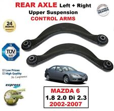 2x REAR AXLE LEFT+RIGHT Upper CONTROL ARMS for MAZDA 6 1.8 2.0 Di 2.3 2002-2007
