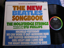 Stu Phillips-Hollyridge Strings/The New Beatles Songbook/Capitol ST 2429/MINT-