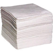 Absorbent Pad,Oil-Based Liquids,PK100 WP100H