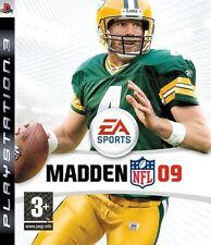 Madden NFL 09 (PS3), très bon Playstation 3, PlayStation 3 JEUX vidéo