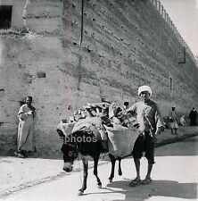 FEZ c. 1950 - Transport de Bois Maroc - DIV1019