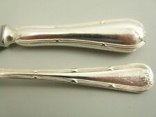 "ELKINGTON Cutlery - EMPIRE Pattern - Fish Knife / Knives - 8"""