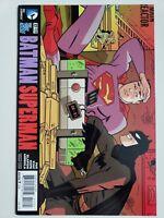 BATMAN SUPERMAN #17 (2015) DC 52 COMICS DARWYN COOKE VARIANT COVER SPECIAL