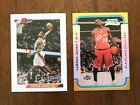 LeBron James Aceo RP Rookie Card RC plus FREE Gold Border Card