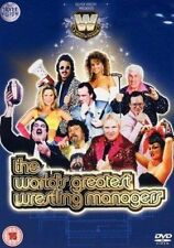 WWE The Worlds Greatest Wrestling Managers DVD Orig WWF Wrestling