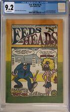 Feds N' Heads #1 CGC 9.2