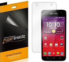 6X Supershieldz HD Clear Screen Protector Shield Saver For Kyocera Hydro Vibe