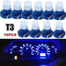 LED Blue DC 12V Dashboard Lamp Dash Indicator Panel Bulb Car Instrument Light