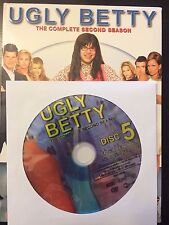 Ugly Betty - Season 2, Disc 5 REPLACEMENT DISC (not full season)