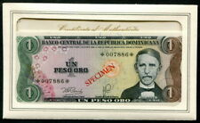 Dominican Republic 1978, 1-1000 Pesos Oro,Specimen Set ( 8PCS),CS4, All UNC