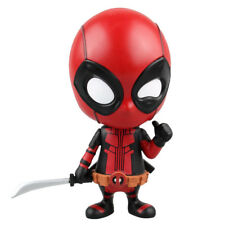 Deadpool Bobble Head Shake Head Doll PVC Action Figure Collectible Model Toy