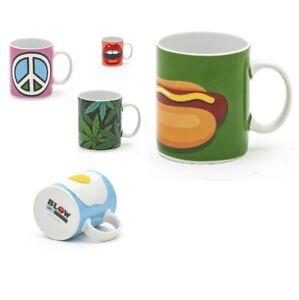 Tazza Mug Prima Colazione Caffè In porcellana Blow Seletti design Studio Job