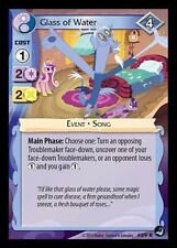 My Little Pony MLP CCG HIGH MAGIC : Glass of Water 89R X 3