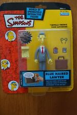 Wos Rare Blue Haired Lawyer The Simpsons Figura Serie 11