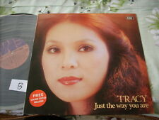 a941981 Tracy Huang 黃露儀 黃鶯鶯 Lp EMI Just the Way You Are (B)