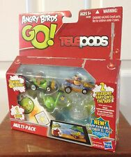 ANGRY BIRDS GO! TELEPODS MULTI-PACK NIB