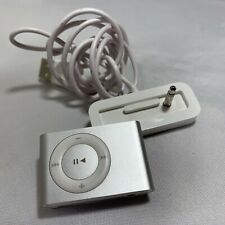 Apple iPod Shuffle 2nd Generation Silver 1 GB Portable Media Player Tested