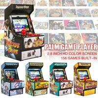 Mini Arcade Machines Handheld Classic Retro Game Console New Street Fighter