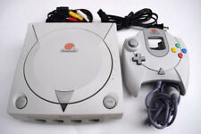 Dreamcast Sega HKT-3020 White Console Video Game System