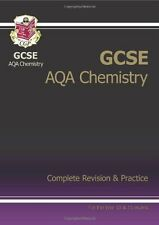 GCSE Chemistry AQA Complete Revision & Practice (A*-G course),CGP Books