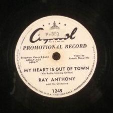 Vinilos de música, heart 78 rpm