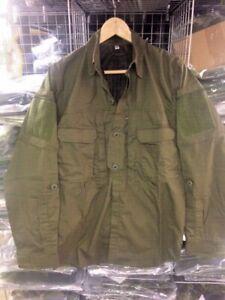 XL A110 Arktis Olive Green Combat Shirt SAS SF FBI