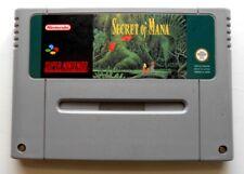 Secret of Mana - Super Nintendo - Sfra