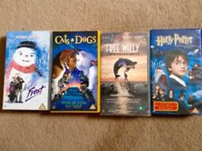 Four Warner Brother Classic VHS Films