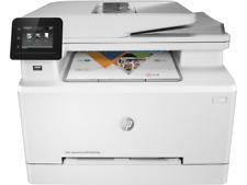 HP Color LaserJet Pro MFP M283fdw Multifunction Printer - White