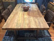 Esstisch Tisch Coral 220 x100cm recyceletes Teakholz Massiv Sit NEU