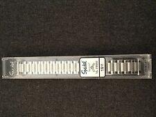 Speidel Twist-O-Flex 16-19mm Silver Watch Band