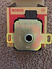 Porsche 1980 911 SC Throttle Position Switch OEM BOSCH PART # 0280120214