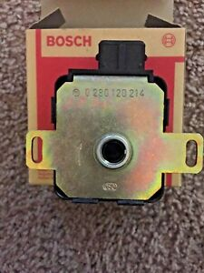 Porsche 1980 911 SC Throttle Position Switch OEM BOSCH PART # 0280120214