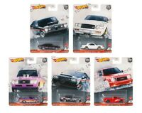 Hot Wheels 2020 Car Culture Power Trip Set of 5 1/64 Diecast Car FPY86-956T