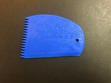 STICKY BUMPS BLUE SURF WAX COMB