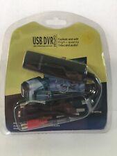 Easycap  USB 2.0 TV DVD DVR Video Capture Adapter Card with Audio Win7 8