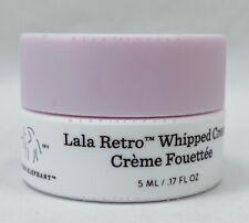 Drunk Elephant Lala Retro Whipped Cream 5 ml .17 oz Travel Size Skincare Lot