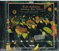 Schoenberg, Webern, Berg : Waltz Reflection / Wiener Streichquintett - CD